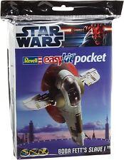 Star Wars Revell Boba Fetts Slave 1 Easykit Pocket