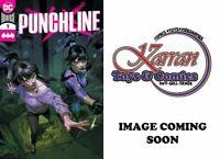 DC Comics Punchline Special #1 Putri Main+Frank Cho Variant NM 11/10/20 Pre-Sale