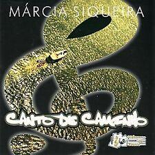 Marcia Siqueira - Canto de Caminho (CD)