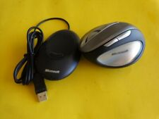 Microsoft Natural Wireless Laser Mouse 6000 in Very-Good Working Condition