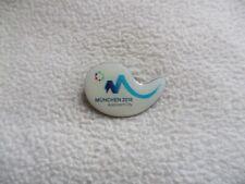 Olympic bid München 2018 applicant city pin