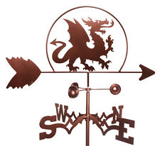 Dragon Weathervane (Garden Mounting Pole Included)