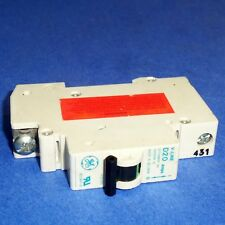 GENERAL ELECTRIC 277/480V 20A CIRCUIT BREAKERS, D20