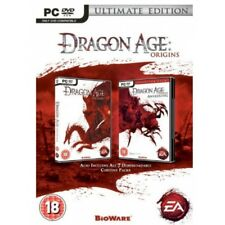 Dragon Age Origins Ultimate Edition Game PC