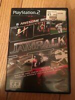 JAMPACK VOLUME 15 - PS2 - NO MANUAL - FREE S/H (Z)