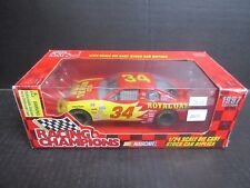 1997 Racing Champions Royal Oak # 34 Mike McLaughlin --1:24th scale