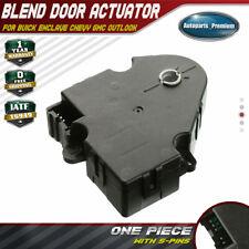 HVAC Heater Blend Door Actuator for Chevy Traverse GMC Acadia 15232218 604-140