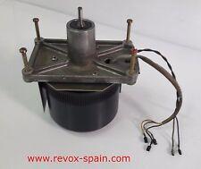REVOX A77 , B77 MOTOR CAPSTAN 1-7/8'' 3-3/4'' SPEED  ORIGINAL FUNCIONANDO