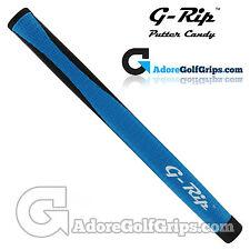G-RIP mp-1 medie PISTOLA Putter Grip-Blu/Nero + GRATIS NASTRO