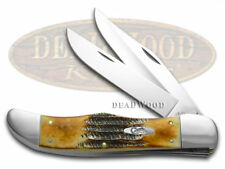 CASE XX 6.5 Bonestag Folding Hunter Stainless Pocket Knife Knives