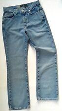 New Calvin Klein Womens Bootcut Jeans, Womens Size 6 x 32, Indigo Regular Fit