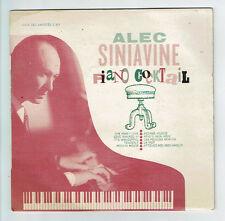 Alec SINIAVINE PIANO COCKTAIL Disque 33T 17 cm THE MAN I LOVE - VARGAT 307 RARE