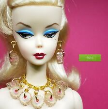 S916 Silkstone Barbie Fashion Royalty Doll Jewelry Handmade fun & funky