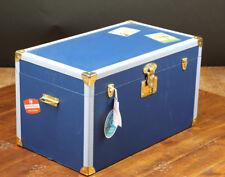 Malles et coffres bleus pour la maison   Achetez sur eBay dcaa8bdc7feb