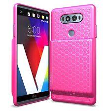 LG V20 Extended Battery Case Shock Absorption 6000mAh Lightweight Power Bank New