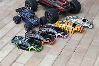 Set of 5 Bodies Traxxas 1/16 e-Revo Mini Body 7012 Shell 1:16 Cover (Body Only)