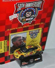 50th Anniversary 1998 - #9 FORD NASCAR * TRACK GEAR * Jeff Burton - 1:64