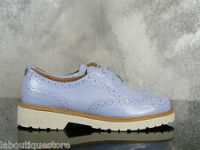 TWIN SET SCARPE DONNA DERBY MADE IN ITALY WOMAN SHOES TG 37