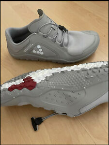 Vivobarefoot Mens Trainers Primus Trail II All Weather FG Textile Synthetic