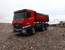 Mercedes-Benz Arocs Lizenz LKW Kipper 1:18 2,4GHz RTR rot