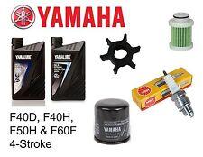 Yamaha F40D/F40H/F50H/F60F (40hp/50hp/60hp)  4-Stroke Outboard Service Kit
