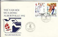 1992, Vietnam: Olympic Games, FDC (D13241)