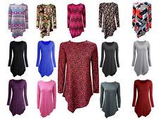 Calf Length Viscose Tunic Casual Dresses for Women