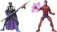 "Hasbro Marvel Legends Series Black Panther Shuri & Klaw 6"" Action Figure"