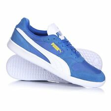 Puma Icra Trainer NL Zapatillas Zapatos fuertes Azul-blanco talla UK7