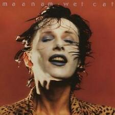 CD MAANAM Wet Cat * remastering 2011