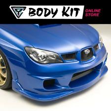 Front bumper Ings Subaru Impreza WRX STI GD GG 2005-2007
