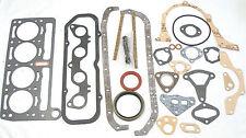 FIAT 600 D, 770, MULTIPLA, motore di tenuta set completo, complete engine gasket kit
