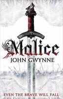 Malice: By Gwynne, John