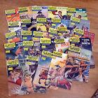 Classics Illustrated -- lot of 35 VG comics