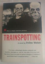 Trainspotting Irvine Welsh RARE True First US trade p/b edition basis for movie