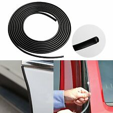 32FT/10M Car Door Moulding Rubber Strip Trim Guard Edge Protector Cover