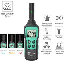Handheld Emf Meter Electromagnetic Radiation Detector Monitor Wave Radiation