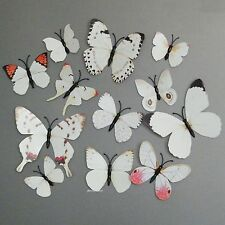 Butterfly Wall Decal Stickers Vinyl Decor PVC Art Magnet Room Decorations 3D