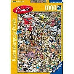 Ravensburger Hollywood 1000 Piece Jigsaw Puzzle