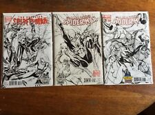 AMAZING SPIDERMAN 1 1.1 SUPERIOR 31 MIDTOWN CAMPBELL SKETCH VARIANT CONNECT SET
