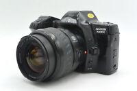 Minolta Maxxum 7000i Auto Focus AF SLR Camera + Choice of Lenses (e.g. 35-80mm)