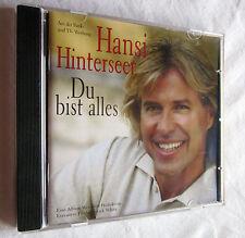 HANSI HINTERSEER - Du bist allein