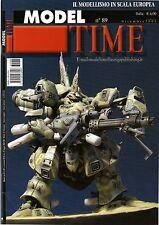 MODEL TIME #89 - IL MODELLISMO IN SCALA EUROPEA