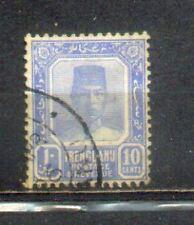 1921 Malaya Malaysia Trengganu 10c