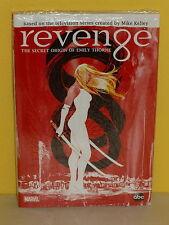 REVENGE HC - The Secret Origin of Emily Thorne - ABC - Sealed / New - MARVEL