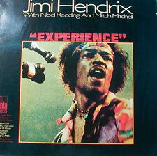 """JIMI HENDRIX """"EXPERIENCE"""" KLAPPCOVER ARIOLA EDICIÓN ESPECIAL 12""""LP [k69]"""