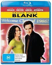 *New & Sealed* Grosse Pointe Blank (Blu-ray, 2012) Minnie Driver / John Cusack