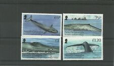 SOUTH GEORGIA 2012 NEW ISSUE BLUE WHALE SET MNH