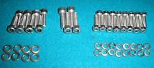HONDA CB350 CB400 CB 350 400 STAINLESS CARBURETOR  KIT CB350F CB400F SET