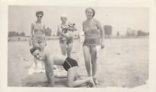 FOUND PHOTO Original B and W Snapshot PHOTOGRAPHY Free Shipping DD 810 25 D